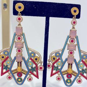 Inspirational earrings